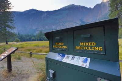 SUBARU AND RECYCLE ACROSS AMERICA JOIN FORCES TO SUPPORT THE ZERO LANDFILL INITIATIVE PILOTED AT THREE NATIONAL PARKS