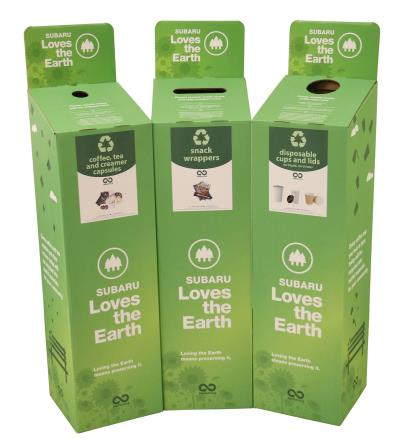 Subaru Launches Partnership With Terracycle® For 'Subaru Loves The Earth'