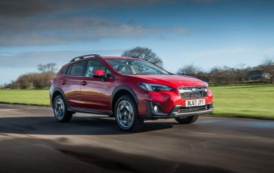 Subaru Uk Completes On Partnership With Ideal Home Show As Official