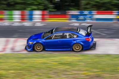 New Video: Watch The Subaru WRX STi Type RA NBR Special Set A Sub-Seven Minute Lap Of The Nürburgring Nordschleife Track