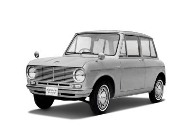 Suzuki At 100 – Moving Quickly Through The 1960's