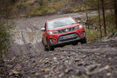 Vitara Gets The Winning Small Crossover Vote From CargurusUK