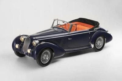 Rare, Iconic Talbot-Lago T150 C To Star At Bonhams' Amelia Island Auction