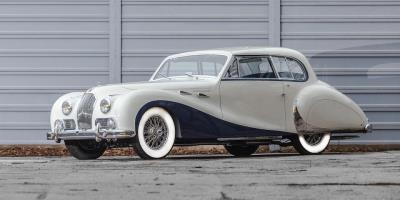 Long Lost Saoutchik Talbot-Lago, Player 8-Liter Bentley And Early Monumental Mercedes Head To Monterey Car Week Auction