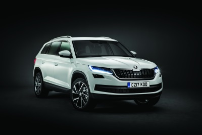 THE NEW ŠKODA KODIAQ