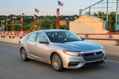 Stylish, Efficient And Affordable: 2019 Honda Insight Hybrid Goes On Sale
