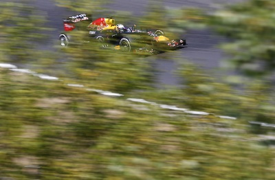 Third And Fourth For Red Bulls In Hungary