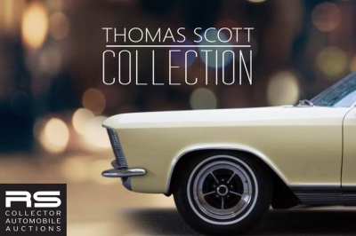 Thomas Scott Collection of Classic American Automobiles to be On Offer at No Reserve at Russo and Steele's 2015 Monterey Collector Automobile Auction Event