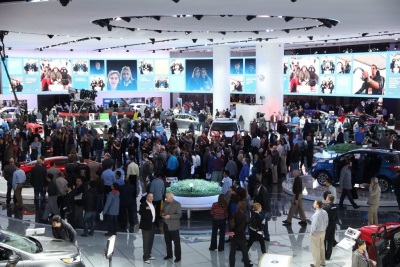 Tickets On Sale For The 2018 North American International Auto Show