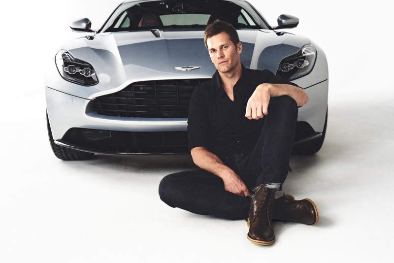 Aston Martin And Tom Brady Unite Introducing 'Category Of One: Why Beautiful Matters'