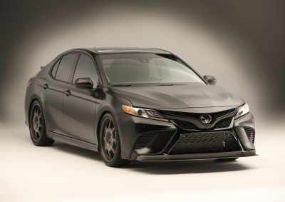 Toyota Brings The 'Power Of New' To SEMA 2017