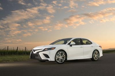 Toyota Motor North America Reports March 2018 Sales