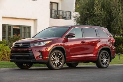 Toyota Motor North America Reports May 2018 Sales