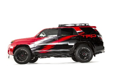 Performance Takes Center Stage at Toyota's 2014 SEMA Booth