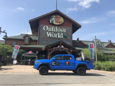 Toyota And Longtime Partner Bass Pro Shops And Cabela's Extend Partnership For Additional Five Years