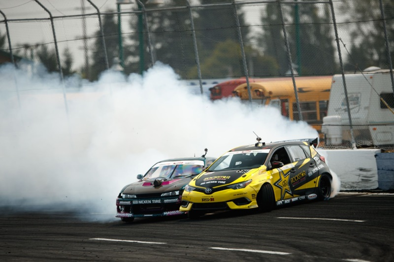 Toyota Cup Drivers Set For Regular-Season Finale