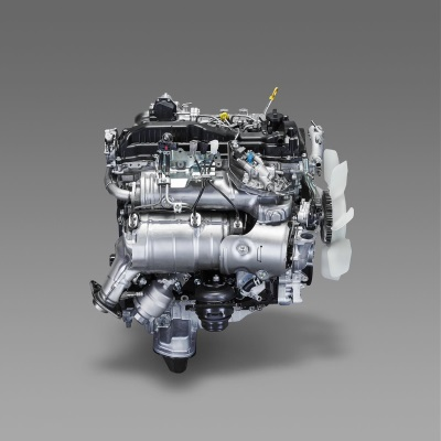 TOYOTA ENGINEERS CLEANER AND MORE EFFICIENT TURBODIESEL ENGINES