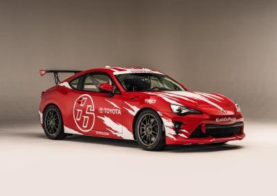 Toyota To Field Entry In Pirelli World Challenge