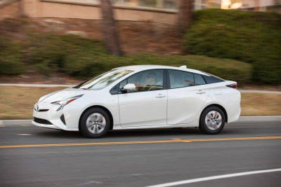 GOOD HOUSEKEEPING NAMES TOYOTA PRIUS TWO ECO 'BEST NEW HYBRID'