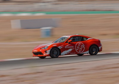 Toyota Racers Set To Compete In Series Familiar And New This Weekend