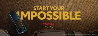 Toyota Sets A Goal Of Mobility For All In Global 'Start Your Impossible' Campaign
