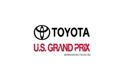 TOYOTA NAMED TITLE SPONSOR OF U.S. GRAND PRIX