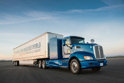 Toyota Opens A Portal To The Future Of Zero Emission Trucking