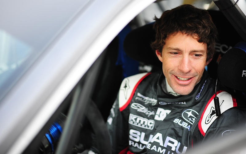 TRAVIS PASTRANA FINISHES 2ND IN HIS RETURN TO SUBARU RALLY T