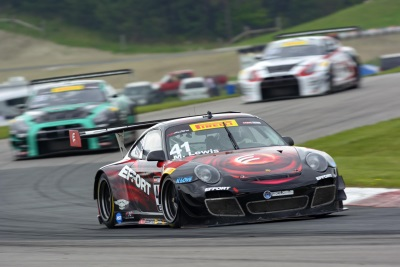 ORENZO TREFETHEN TAKES FIRST PIRELLI WORLD CHALLENGE GT CUP WIN AT CTMP; BALDWIN EARNS FIRST GTS VICTORY OF 2015