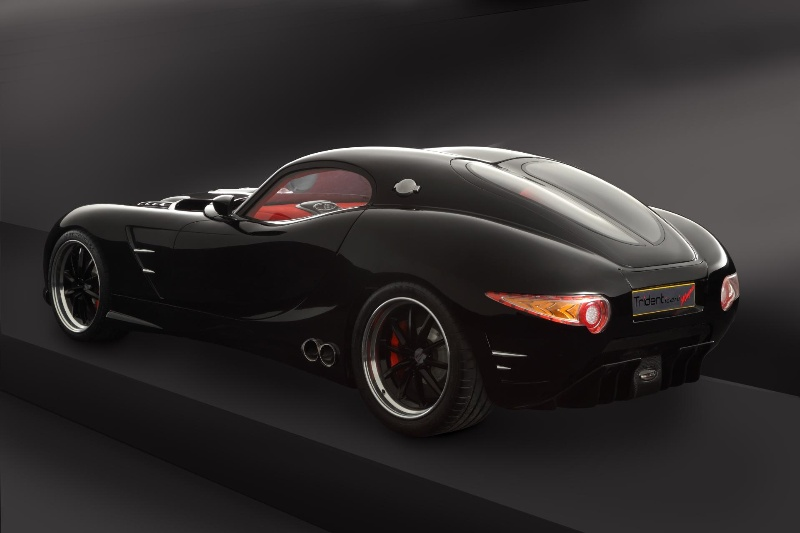 Trident Announces Availability Of Worlds Fastest Diesel Sports Car