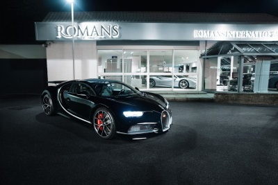 UK's First 'Used' Bugatti Chiron To Make Its Owner A £1 Million Profit In Only Four Months