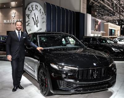 Umberto Cini Appointed General Manager For Maserati Europe