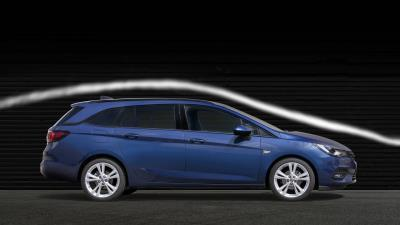 New Vauxhall Astra's Aerodynamics Are Best In Class