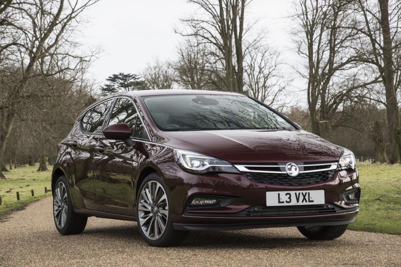 Vauxhall's Best-Selling Astra Transitions To Euro 6D-Temp Powertrains