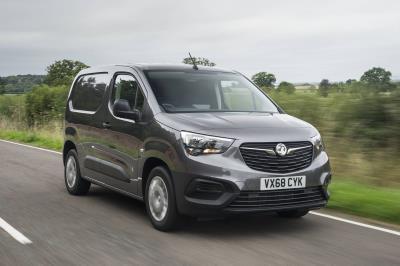 Vauxhall Combo Cargo Is Company Car & Van'S Small Van Of The Year 2019
