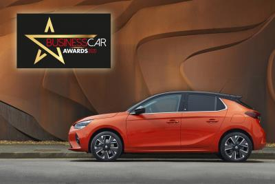 Vauxhall Wins Editor's Choice Award At 2020 Business Car Awards
