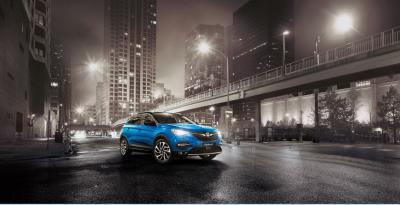 Vauxhall Motors Unveils 'Just A Little More Grand' Campaign To Launch Grandland X