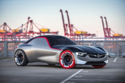 VAUXHALL PREMIERES GT CONCEPT MOVIE THAT IS MORE THAN JUST A DREAM