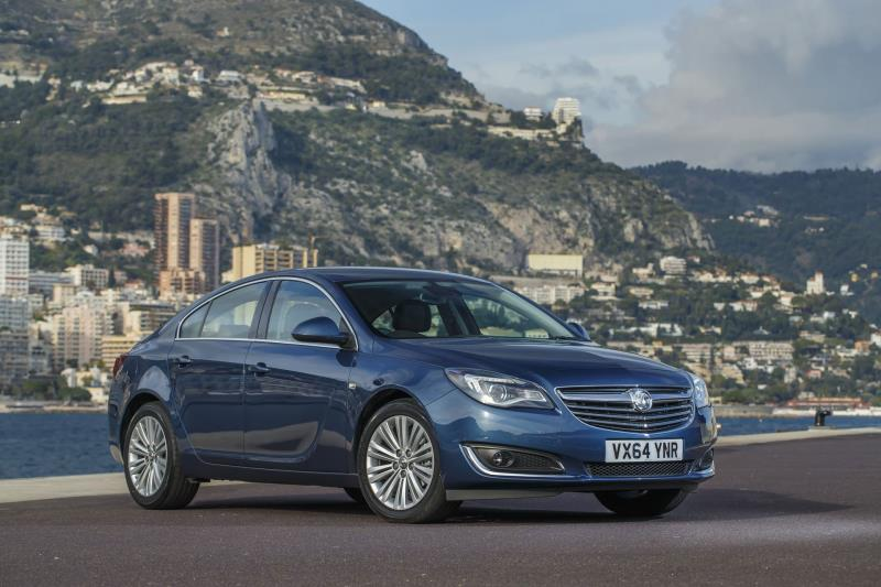 Vauxhall Insignia Is Autocar's Used Car Hero 2018