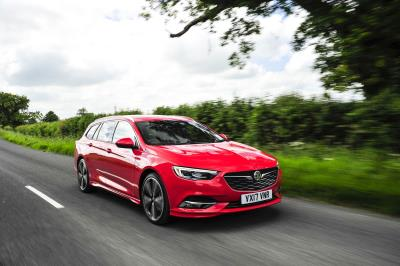 Vauxhall Insignia Wins Top Honour At Company Car Today Awards