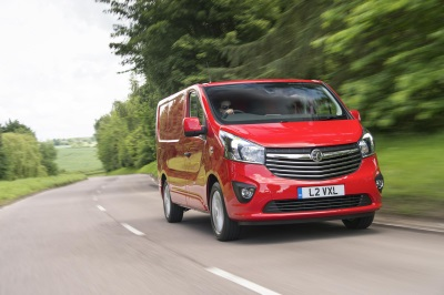 VAUXHALL VIVARO ENDS YEAR ON A HIGH WITH WHAT VAN? AWARD