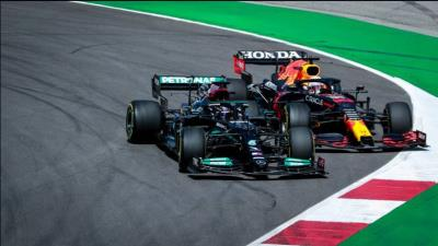 Verstappen Second As Three Hondas Score in Portugal