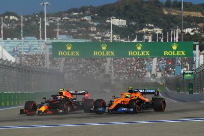 Verstappen Leads Quartet Of Honda Point Scorers In Sochi