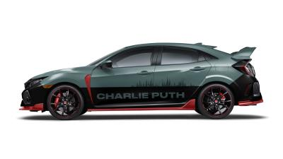 VIP Experience And Custom-Designed Honda Civic Type R And Rebel 300 Motorcycle Join 2018 Honda Civic Tour