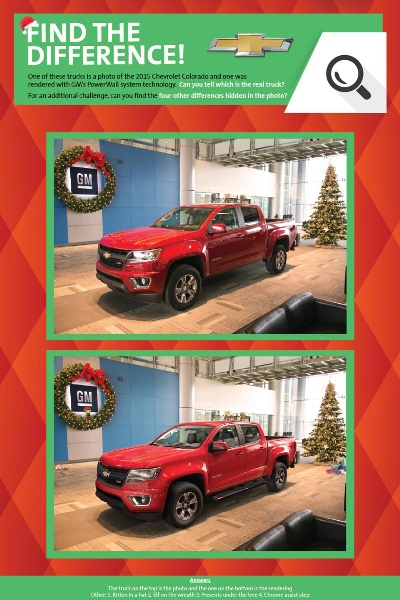 VIRTUAL REALITY PERFECTS CHEVROLET COLORADO ACCESSORIES