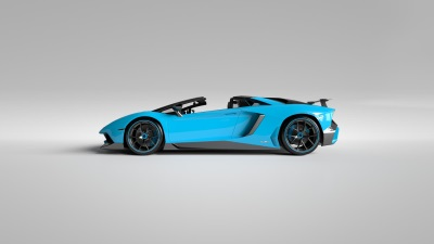 VITESSE AUDESSUS LAUNCHES CARBON FIBER PACKAGE FOR LAMBORGHINI AVENTADOR LP750-4 SUPERVELOCE