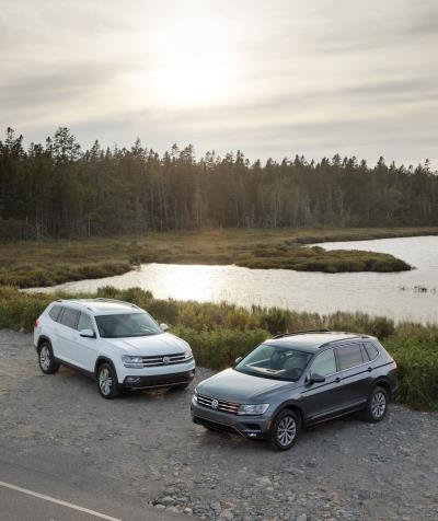 Volkswagen Of America Reports September 2018 Sales Results