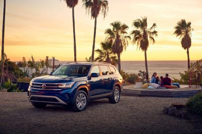 Volkswagen Atlas named to PARENTS Best Family Cars 2021 list