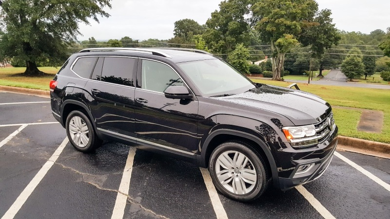 Vw Atlas Towing Capacity >> Driving Impressions: 2018 ATLAS V6 SEL PREMIUM WITH 4MOTION