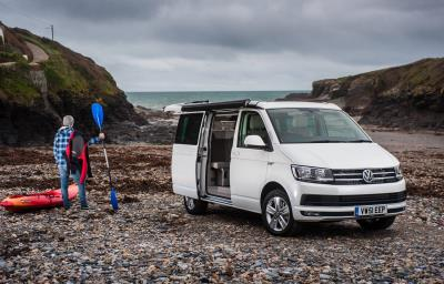 Shore Up Your Easter Break With A Free Volkswagen California Health Check
